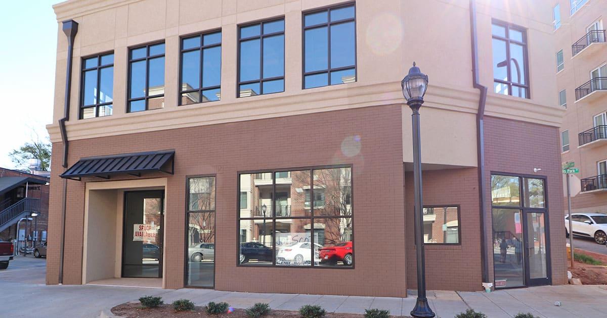 New Cafe Hampton Street
