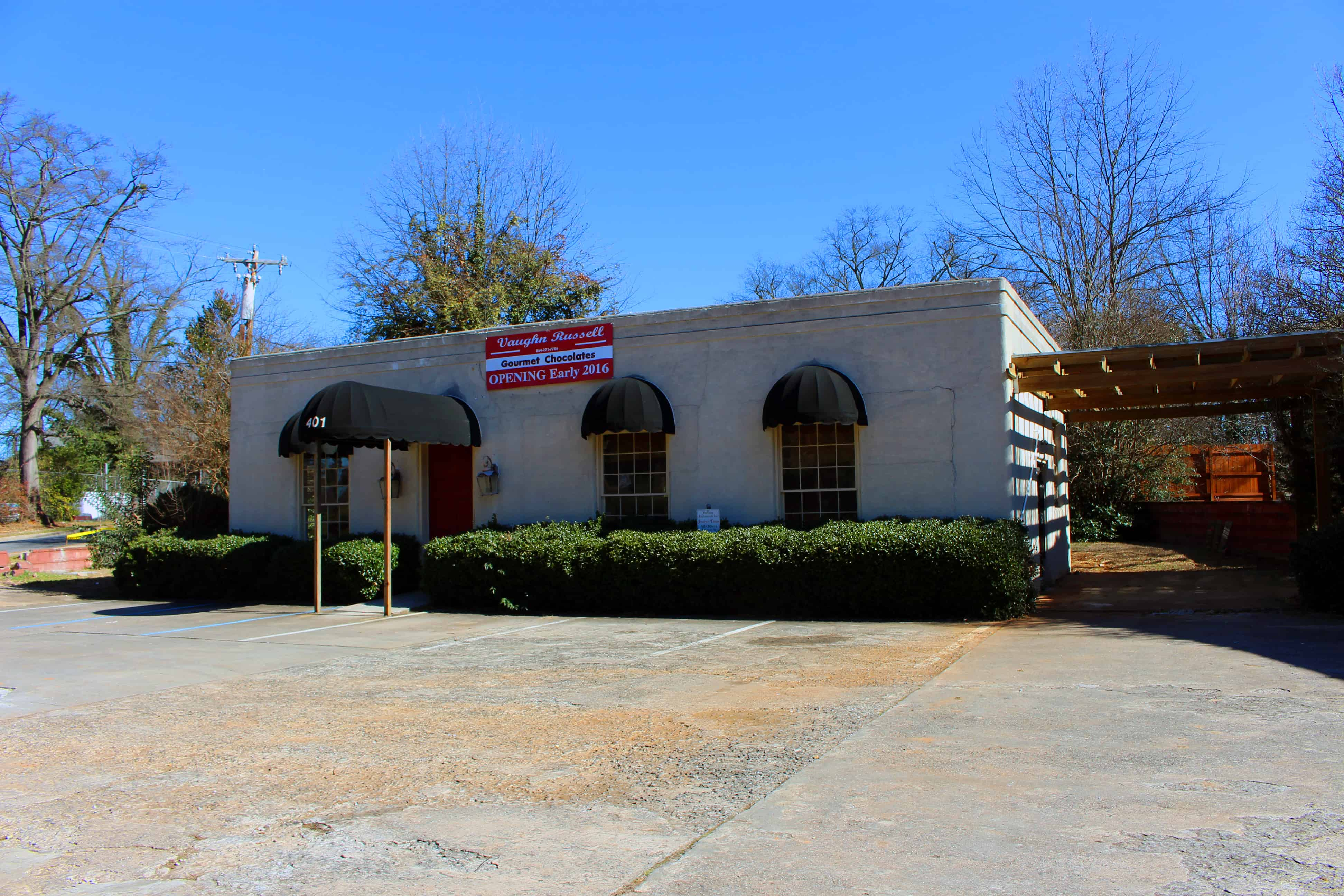 Vaughn Russell Candy Kitchen Greenville On The Rise