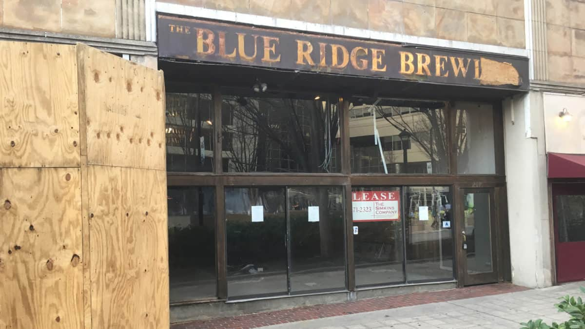 Old Sky/Blue Ridge Brewery on Main