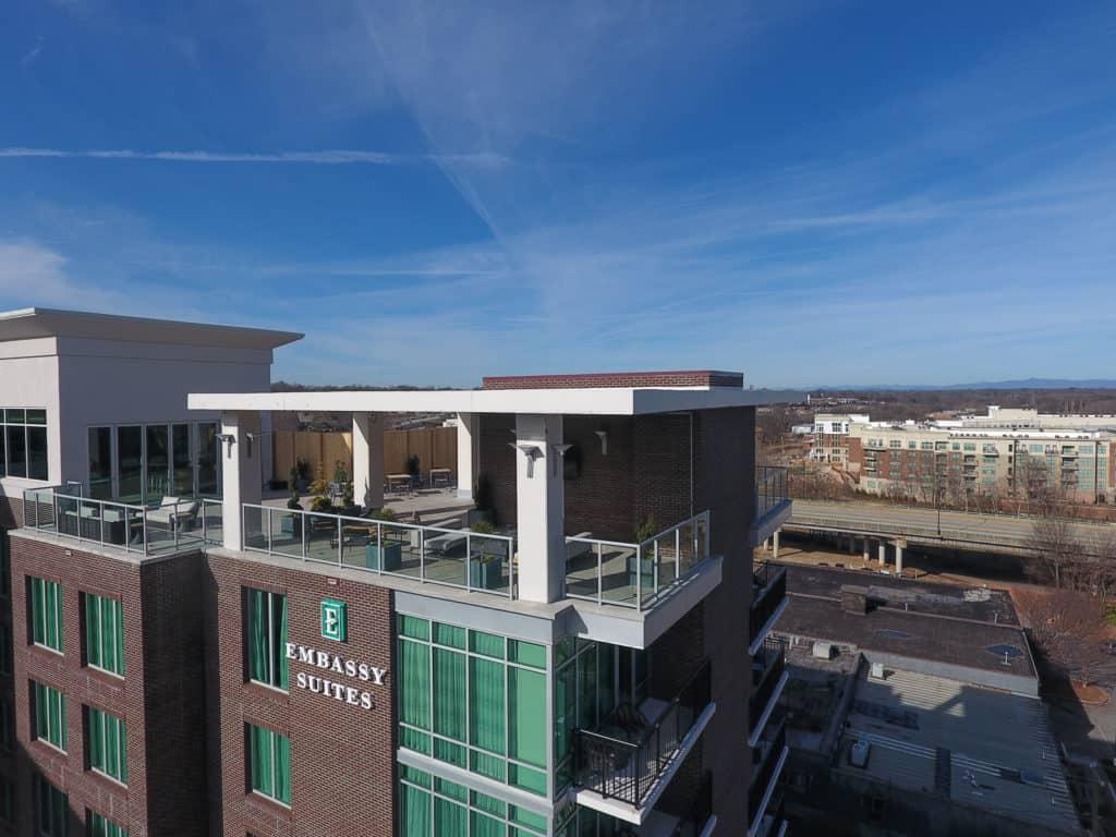 Best Rooftop Spots In Greenville Greenville On The Rise