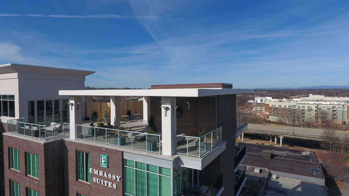 Best Rooftop Spots in Greenville