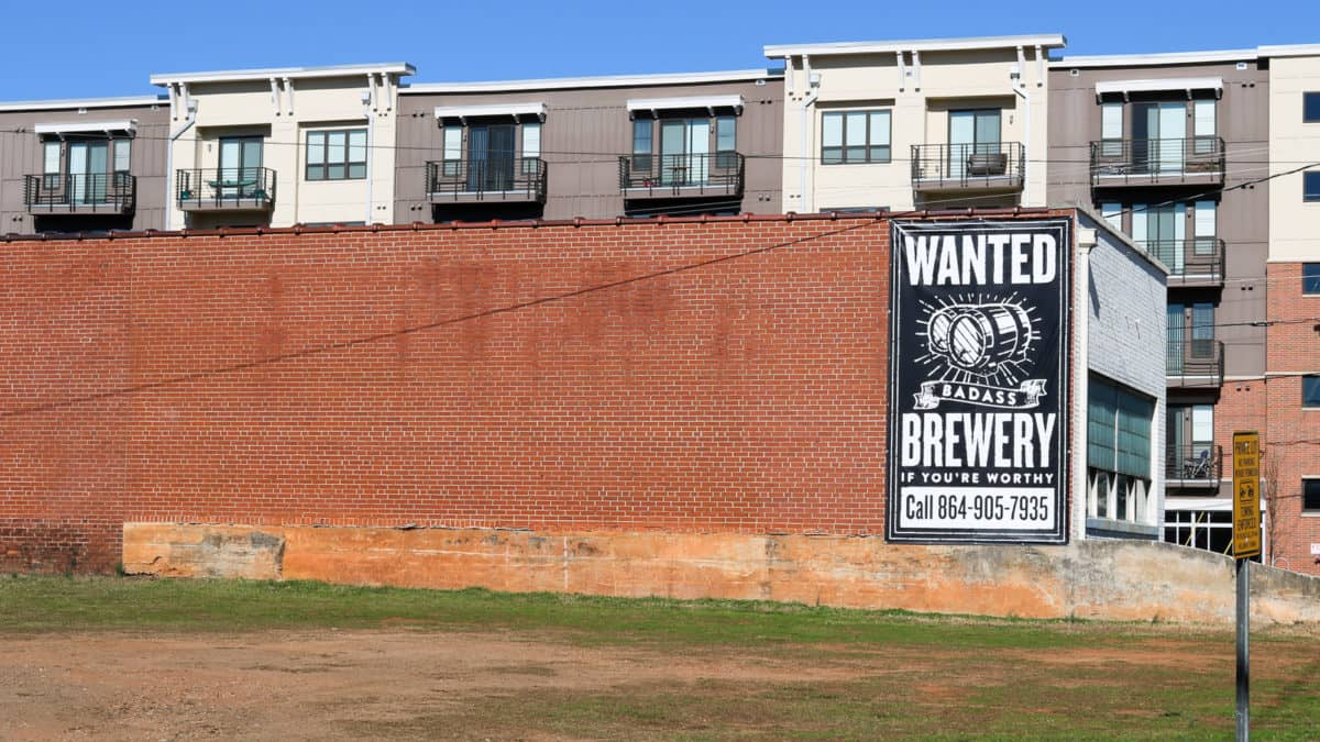 Wanted: Bad Ass Brewery