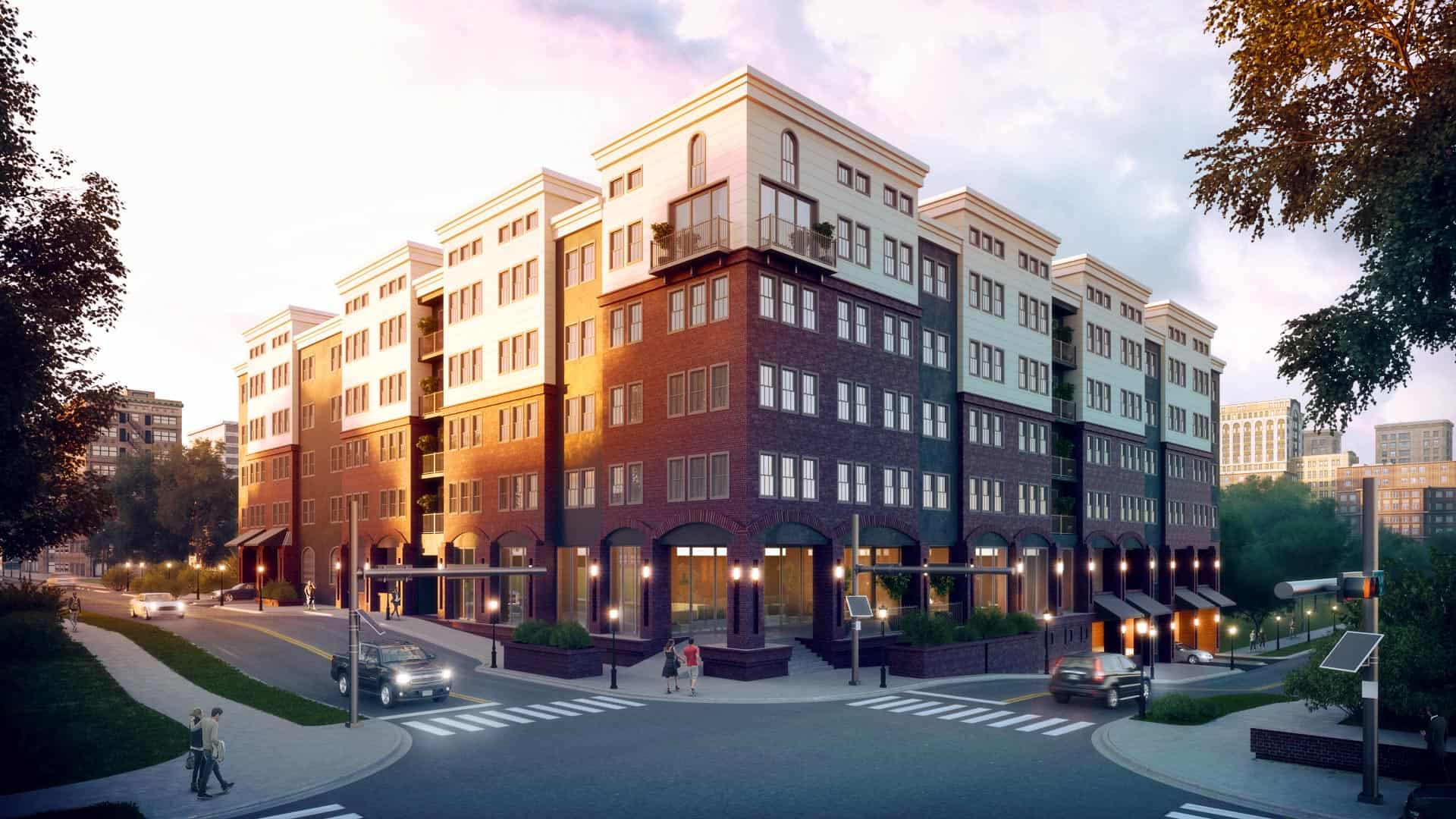 Luxury Apartments Downtown Greenville Sc