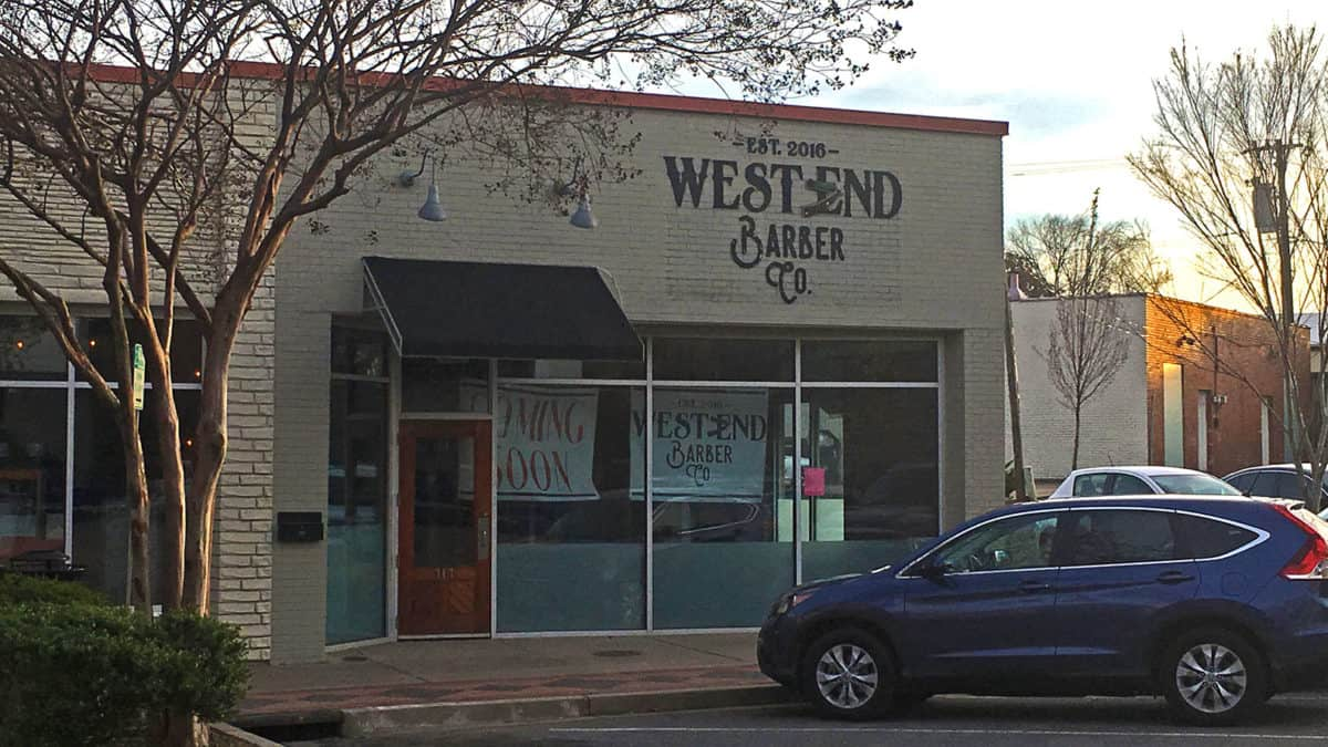West End Barber Co.