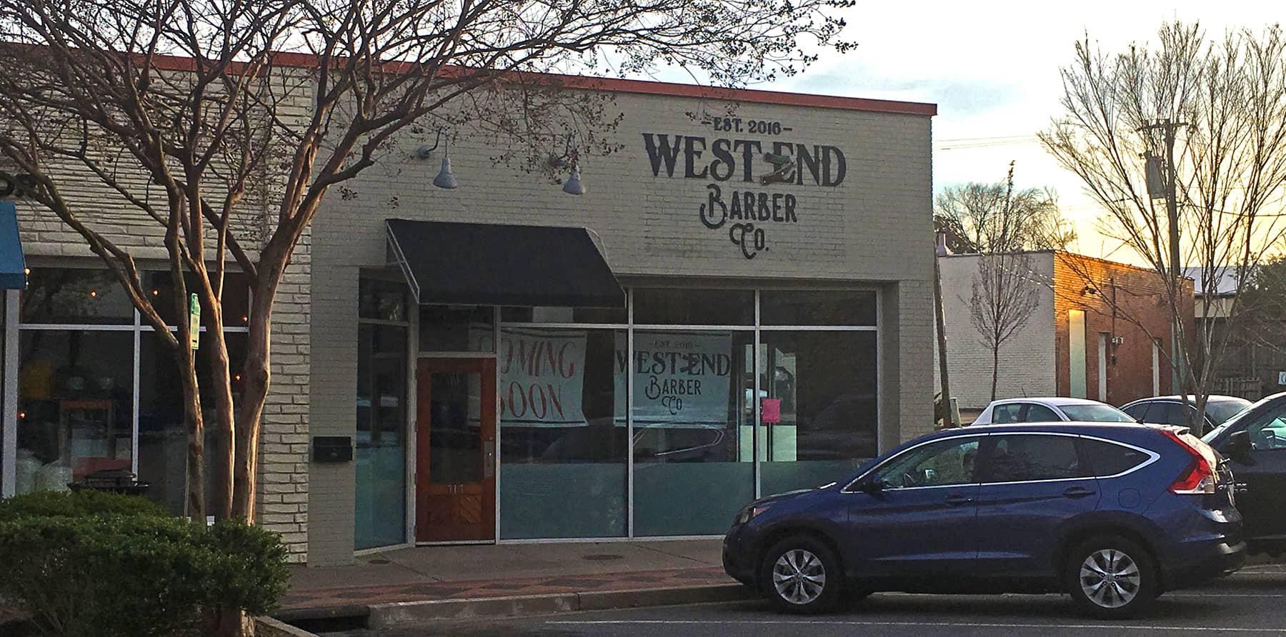 West End Barber Co.