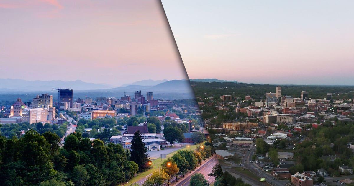 The Asheville Invasion