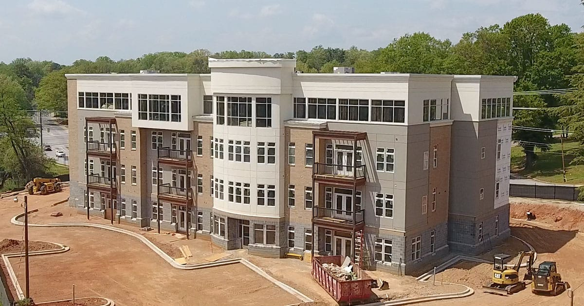 Overbrook Place Apartments Greenville Sc