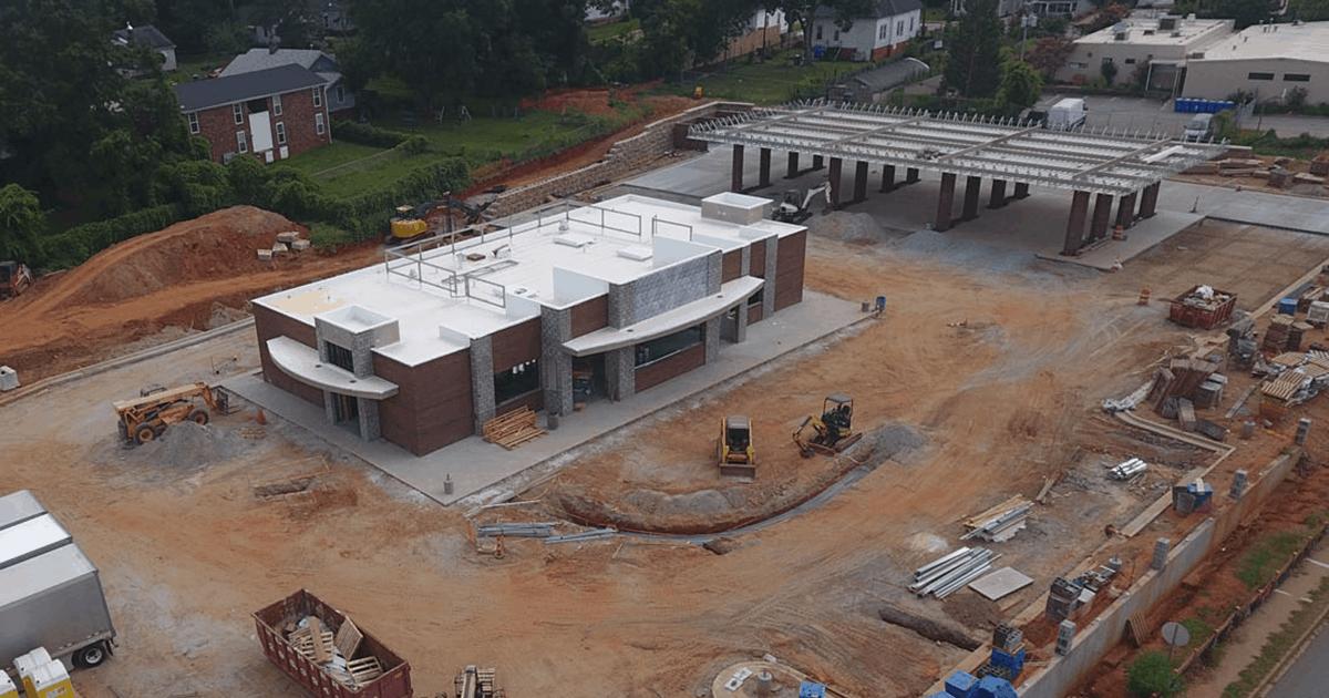 QuikTrip – Corner of Academy and Markley