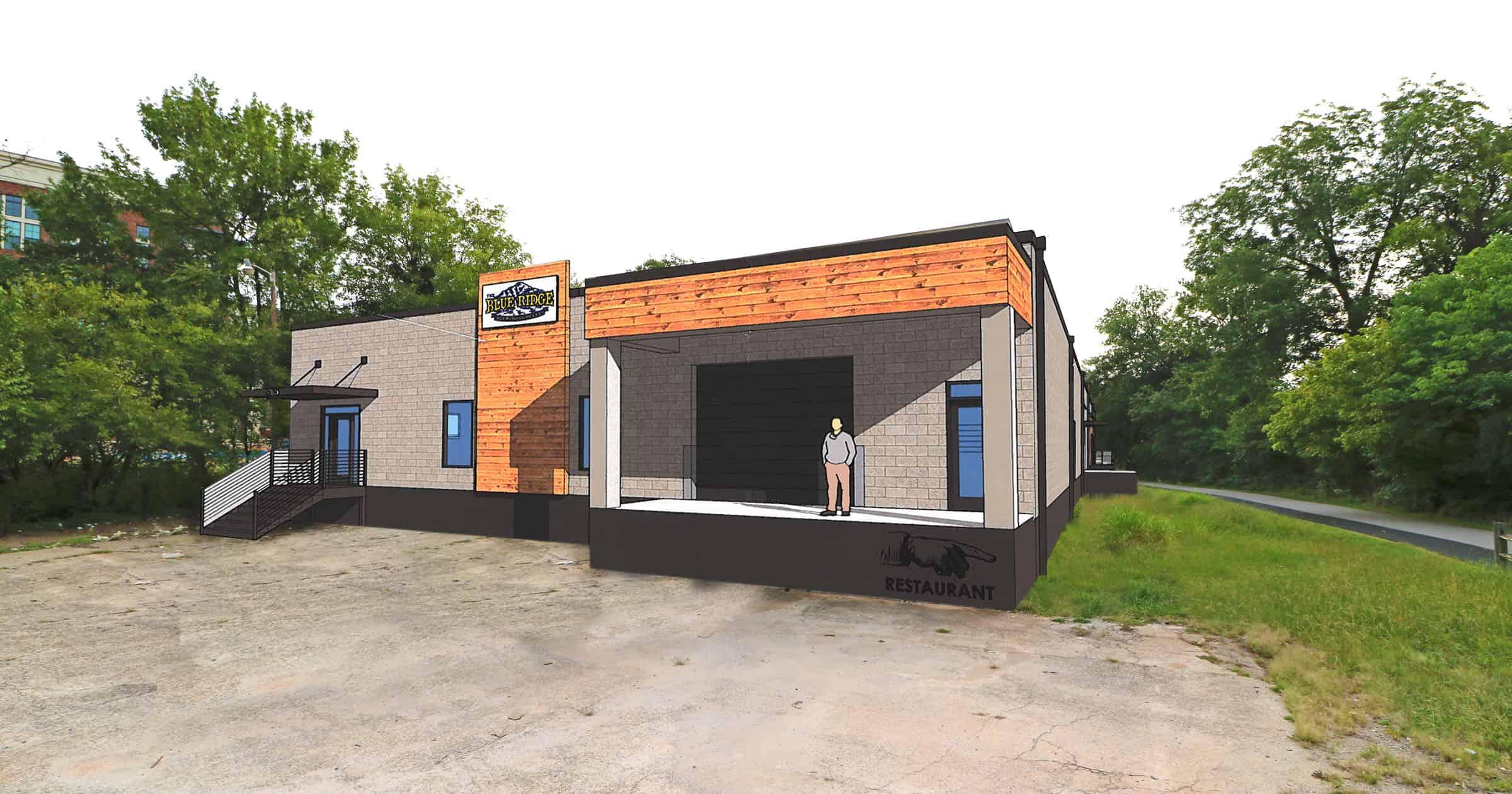 The Blue Ridge Brewing Company