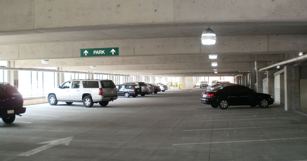 City Parking Garages: Where does the money go?