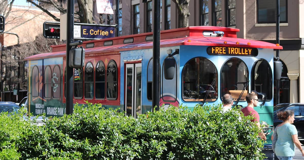 Downtown Trolley Route Expansion