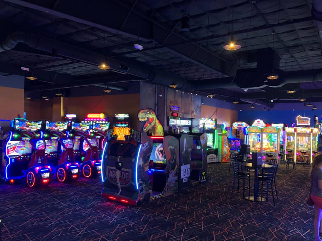Spare Time Entertainment Greenville On The Rise