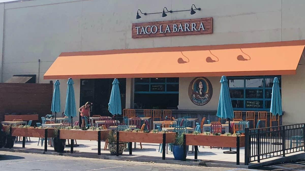 Taco La Barra