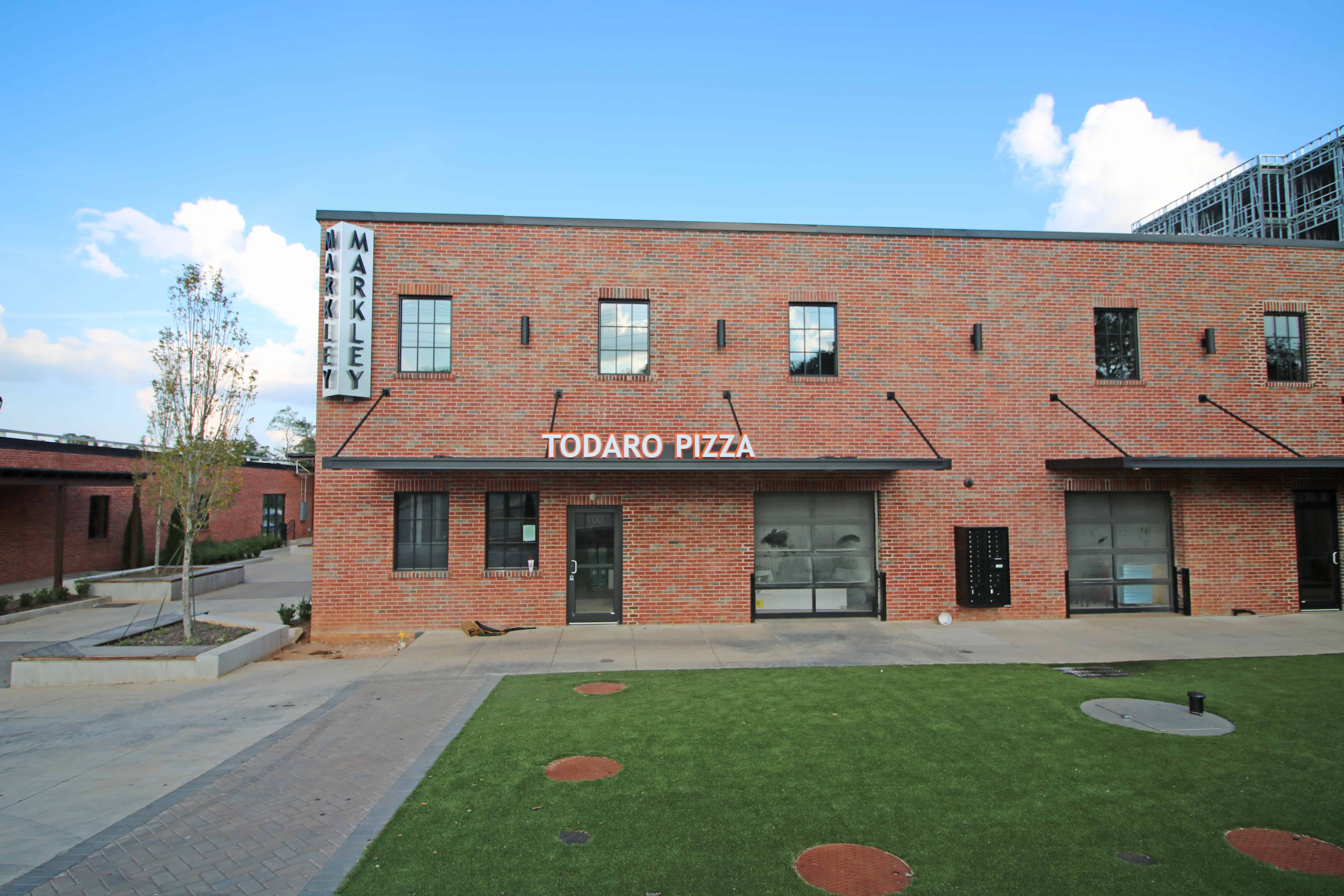 Todaro Pizza