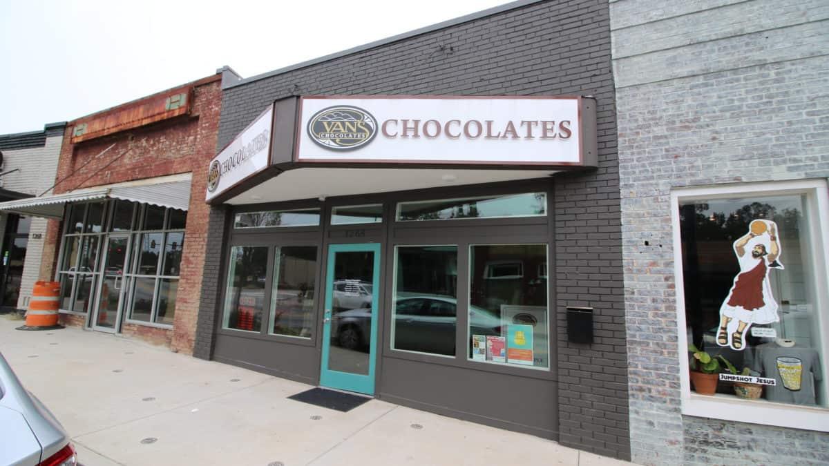 Van's Chocolates
