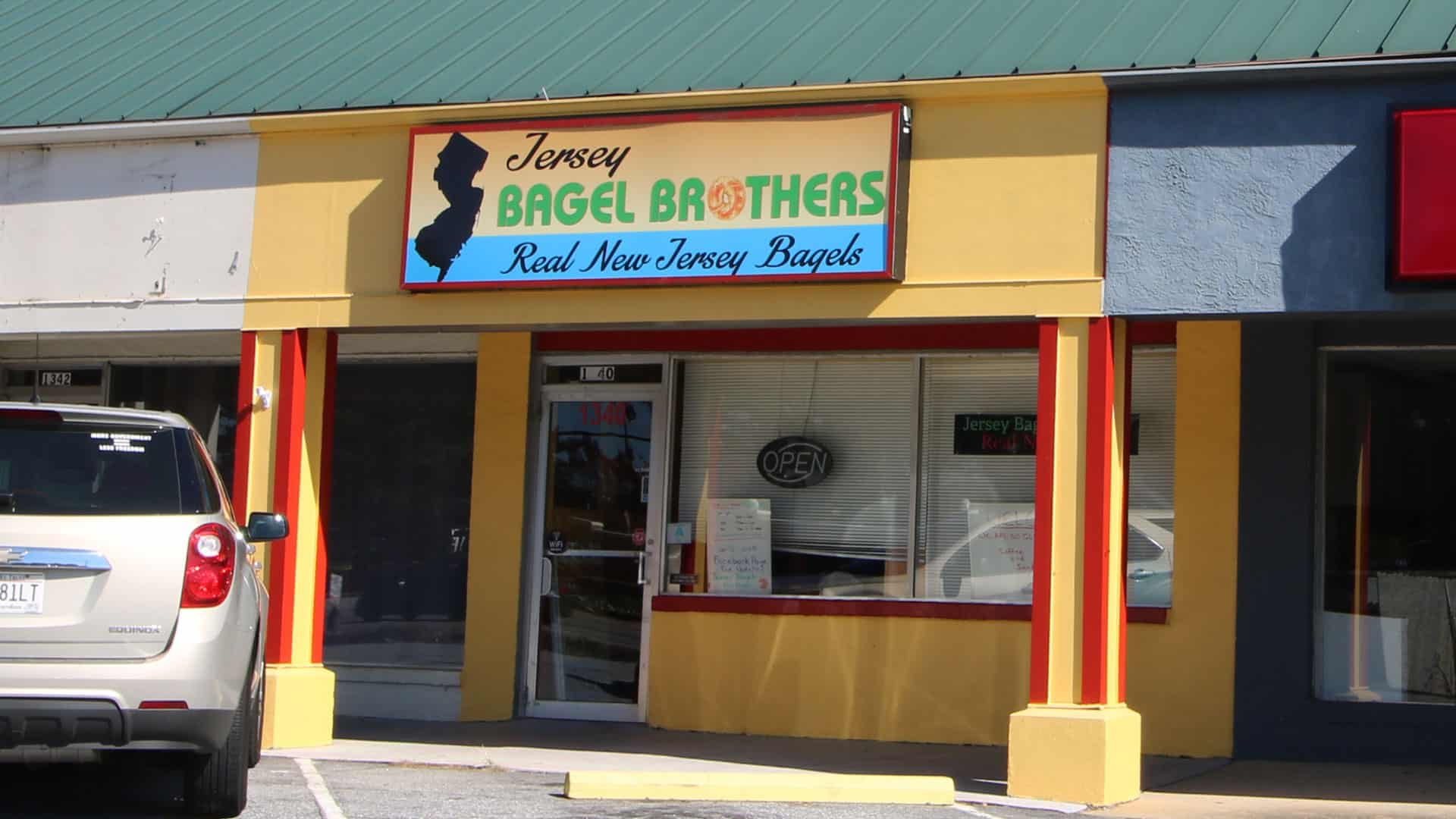 Jersey Bagel Brothers