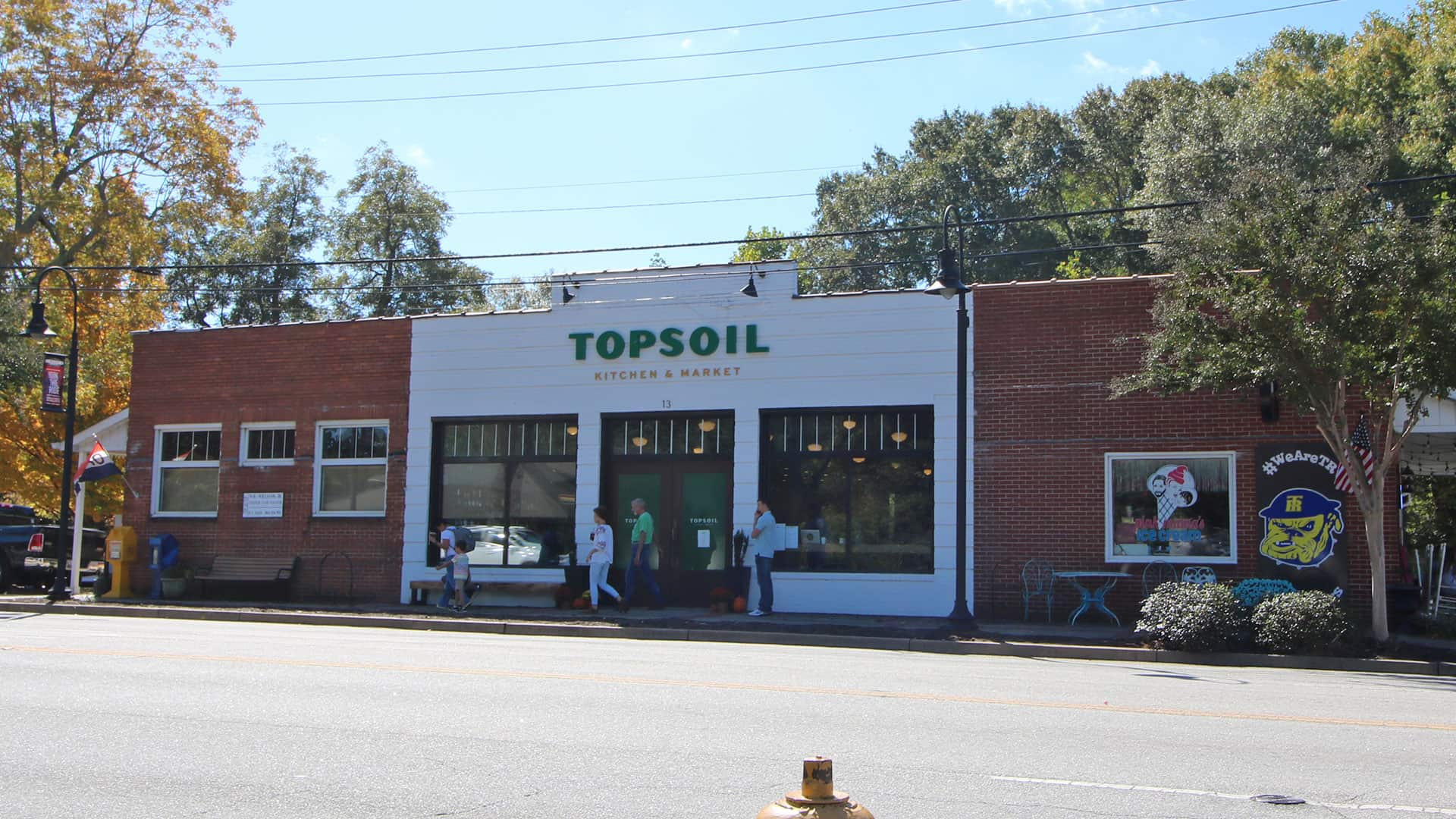 Topsoil Kitchen & Market